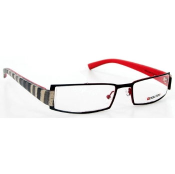 Evolution Art RE015 (Wood Temples) Eyeglasses